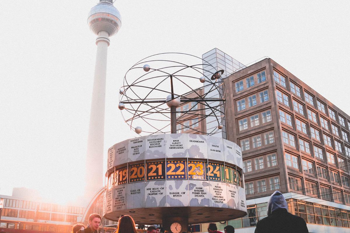 Berlin Alexanderplatz - Am 27. November 2019 ist die Autorenwelt zu Gast in Berlin