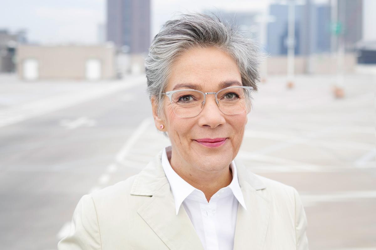 Karin Schmidt-Friderichs, die neue Börsenvereinsvorsteherin