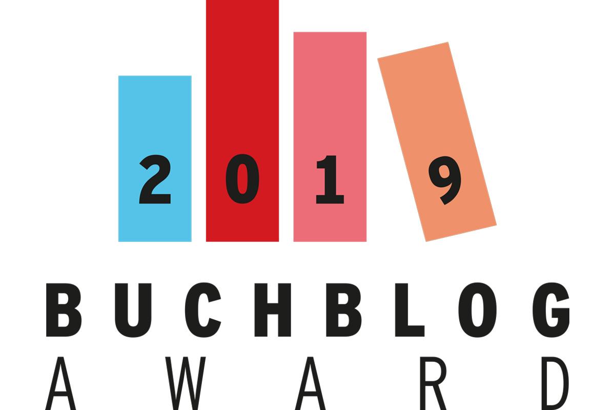 Logo vom Buchblog-Award 2019