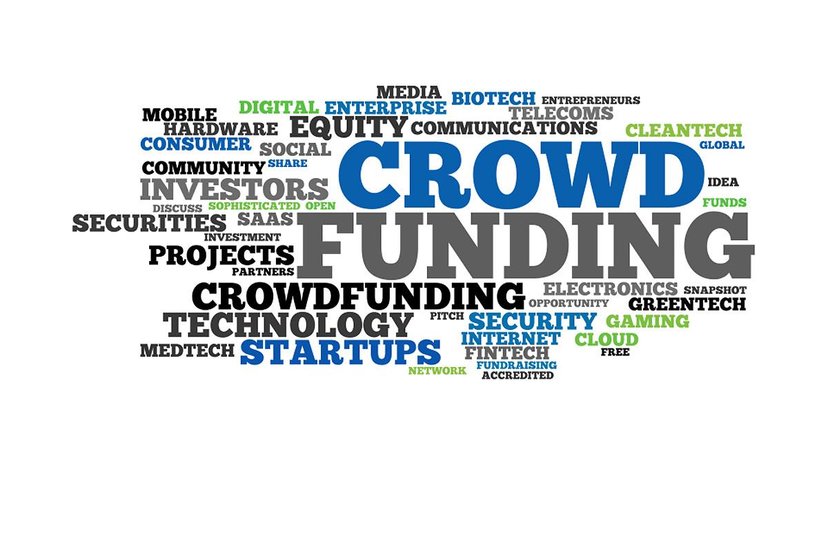 Bild zum Thema Crowdfunding
