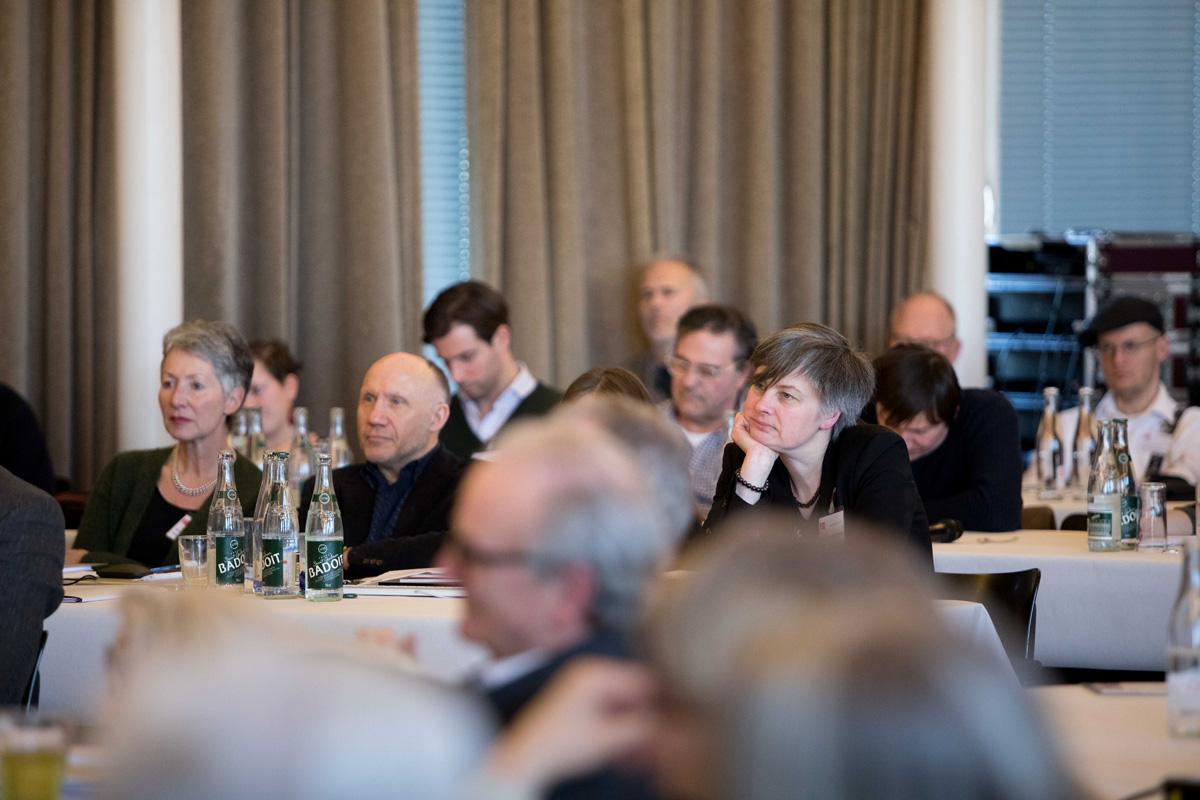 Pressefoto zur Tagung der Kunststiftung NRW