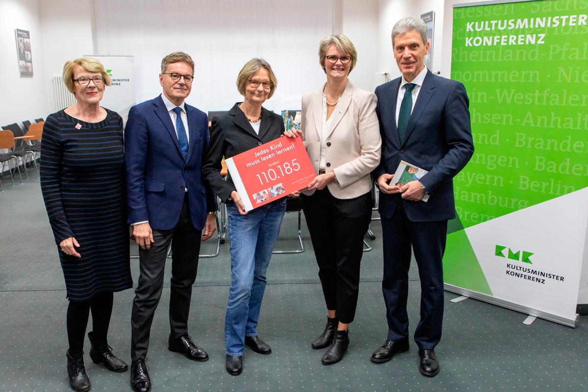 Hamburger Erklärung zur Förderung der Lesekompetenz an deutschen Schulen