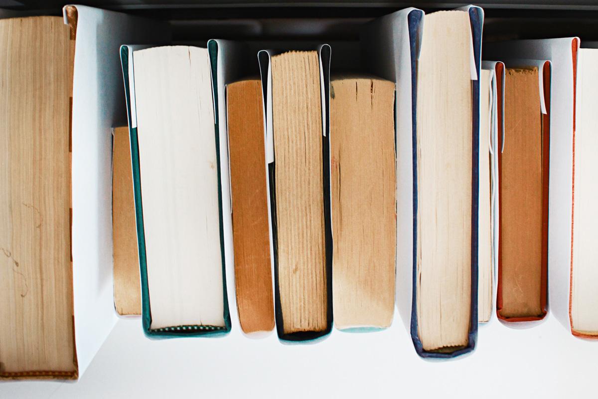 Libri verringert Titelzahl um 180.000 Buchtitel