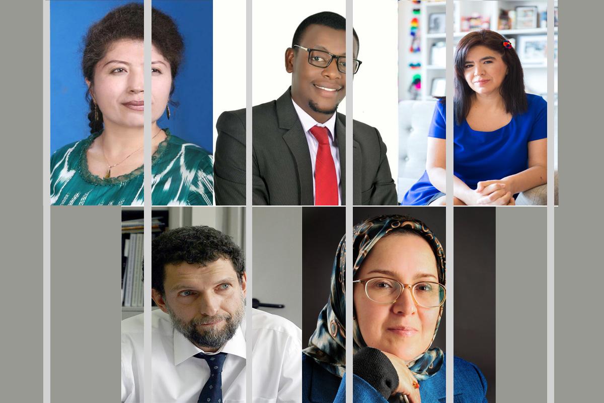 Tag des inhaftierten Schriftstellers am 15. November 2020