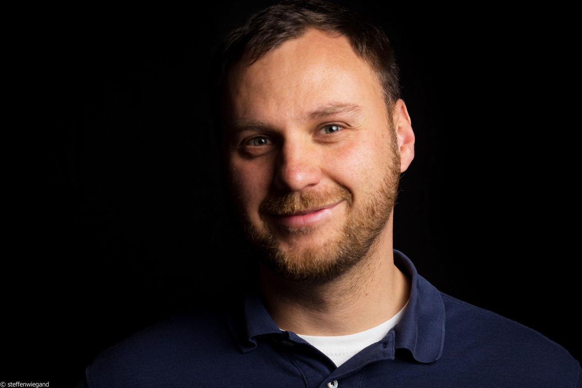 Greg Walters, Autor des Romans »Der Lehrling des Feldschers«