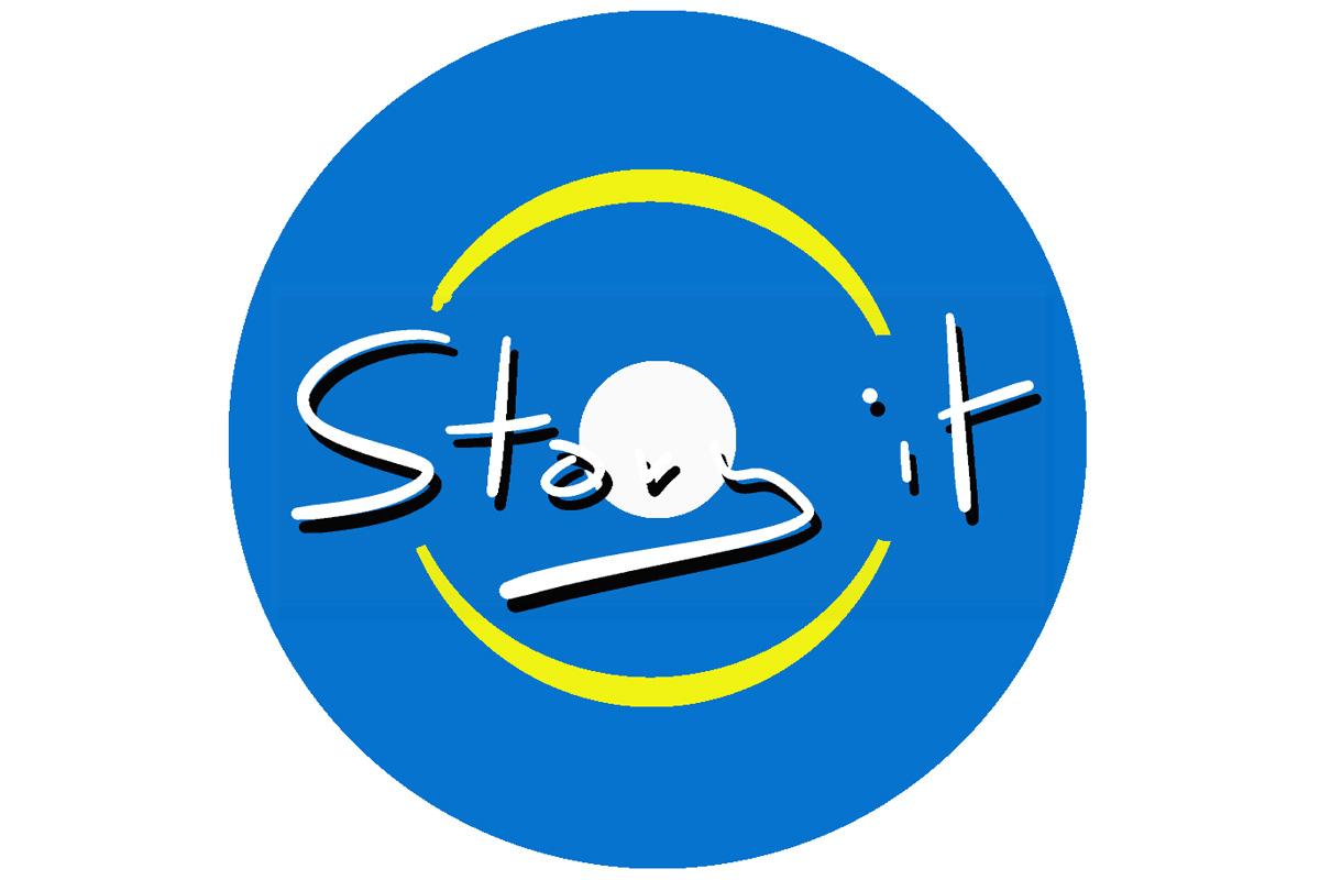 Logo von StoryIt, dem Plotting-Tool für AutorInnen zum Geschichten-Planen