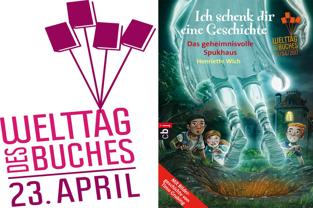 Am 23. April ist Welttag des Buches und des Urheberrechts