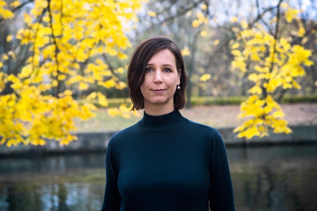 Autorin Anne Weiss