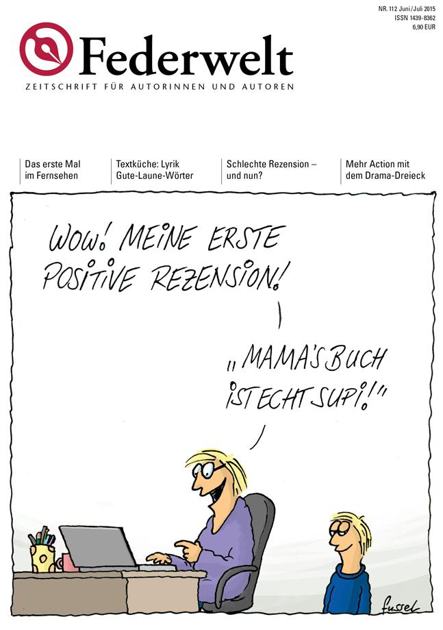 Federwelt 3/2015   Autorenwelt