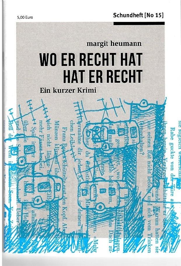 Margit Heumann Autorenwelt