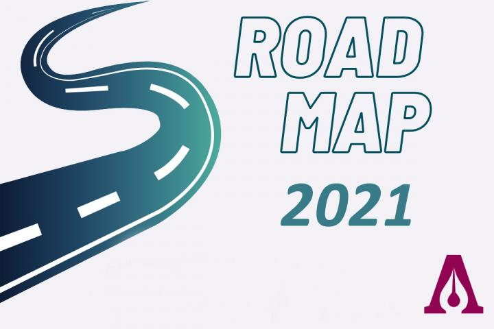 Autorenwelt Roadmap 2021