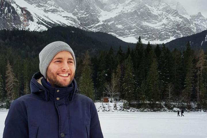 Lukas Böhm, neu im Team der Autorenwelt