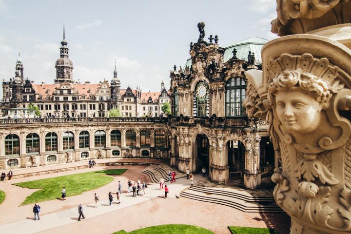 Autorenwelt zu Gast in Dresden