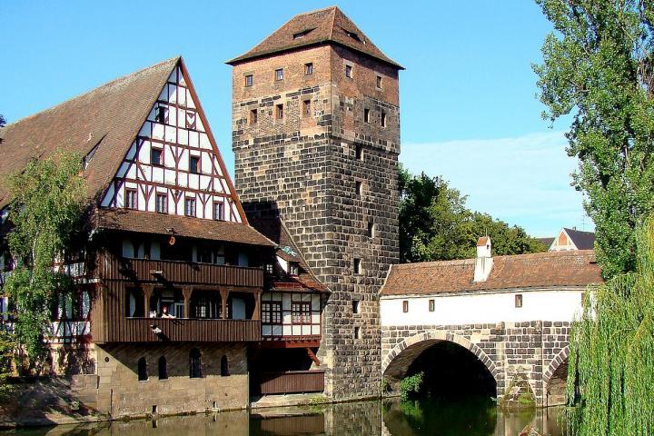 Die Monatstreffen des AutorenVerbands Franken finden immer in Nürnberg statt.