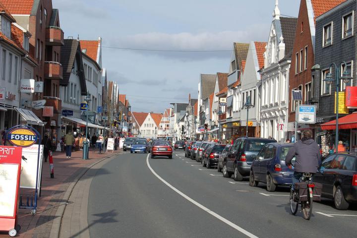 Bild zeigt Vechta in Niedersachsen, Tagungsort des FDA Nord