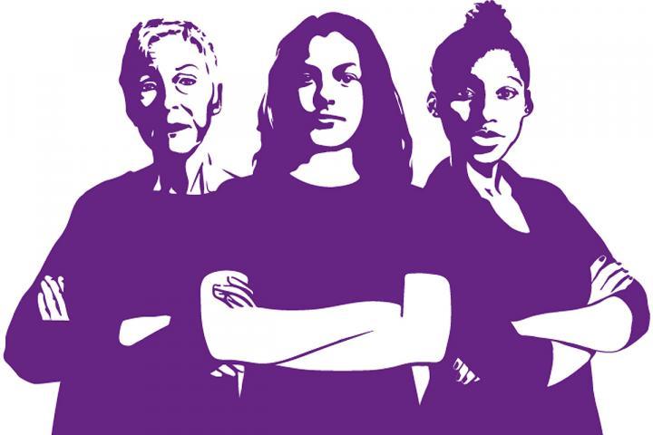 Kampagnenmotiv für den Frauen*streik vom 14. Juni 2019