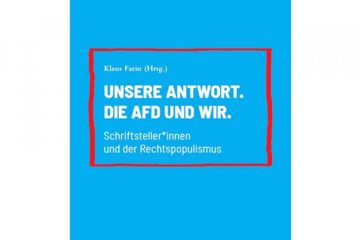 Cover-Ausschnitt des Buches, herausgegeben von Klaus Farin