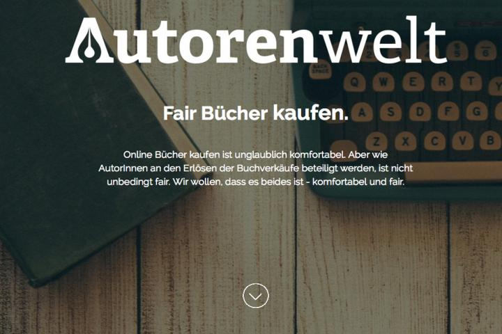 Screenshot vom AW-Shop