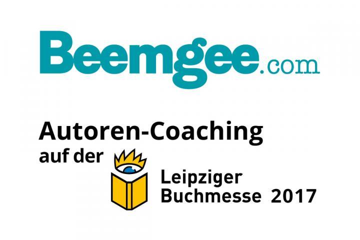 Beemgee Autoren-Coaching auf der Leipziger Buchmesse 2017