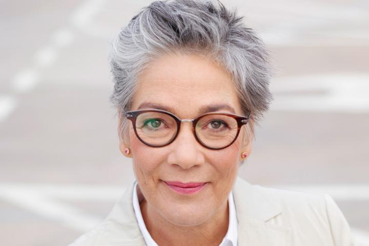 Verlegerin Karin Schmidt-Friderichs