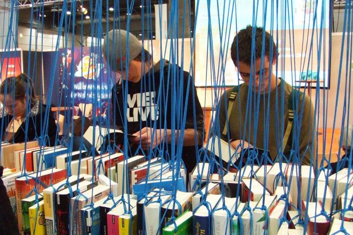 Bild für Frankfurter Buchmesse 2020