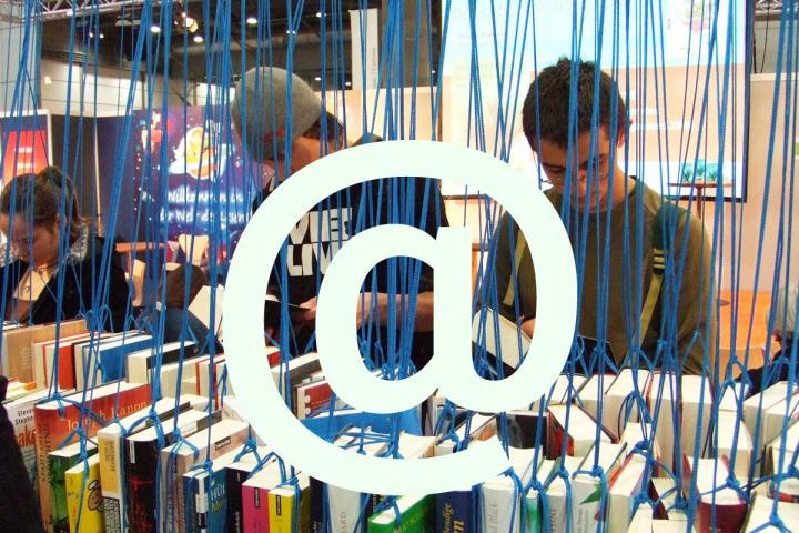 Bookfest digital 2020 während der Frankfurter Buchmesse