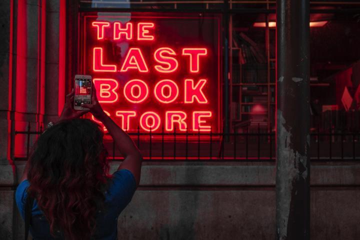 Blogbild zum stationären Buchhandel