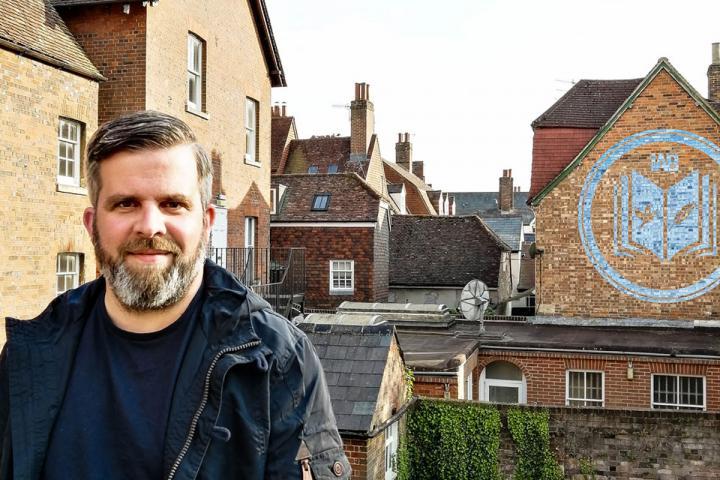 Jens Wittern, Gründer und Betreiber von Indie-Autoren Bücher