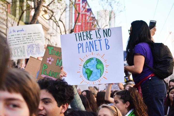 Klimabuchmesse engagiert sich für eine klimaneutrale Buchbranche