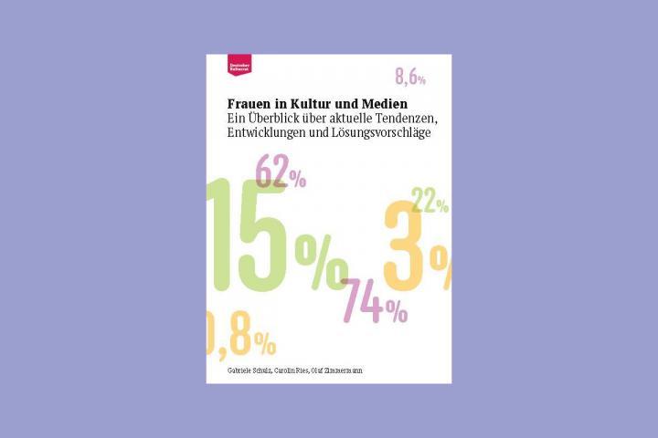 Bild zur Studie des Deutschen Kulturrates