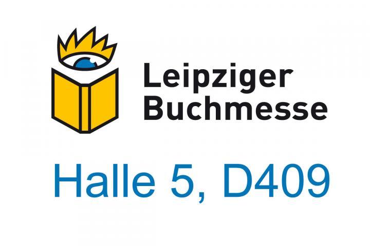 Der Uschtrin Verlag ist auf der Leipziger Buchmesse 2017.