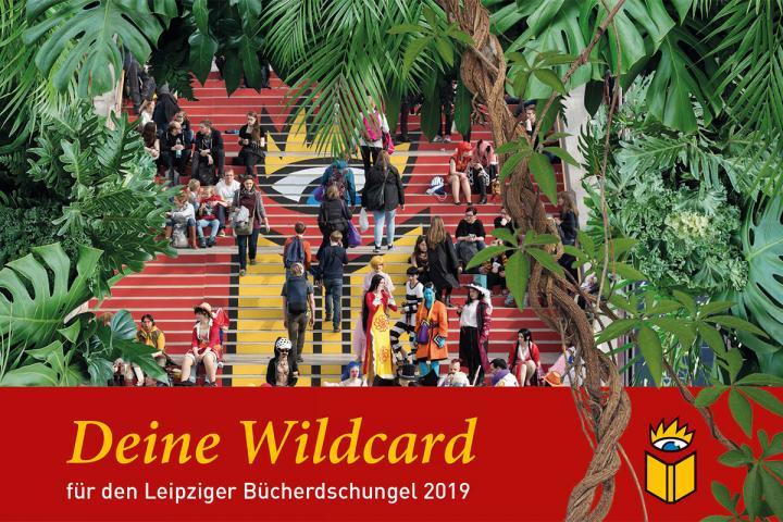 Autoren mit spannendem Ausstellungskonzept können sich um einen kostenlosen Messestand bei der Leipziger Buchmesse 2019 bewerben
