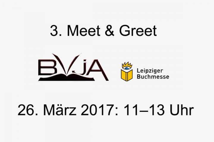 Meet und Greet auf der Leipziger Buchmesse von Verlagen und Autoren mit Speeddating