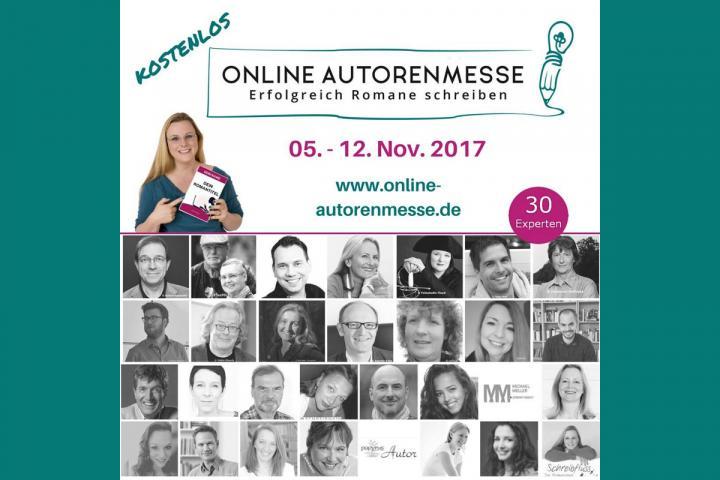 Jurenka Jurks Online Autorenmesse im November 2017
