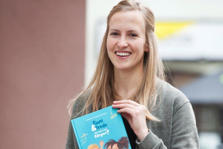 Jeanette Bernsau, Shortlist-Kandidatin beim Selfpublishing-Buchpreis 2020, über ihr Kinderbuch »Finni & Fredo«