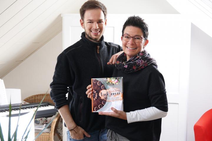 Annette und Marek Bunse, Shortlist-Kandidaten beim Selfpublishing-Buchpreis 2020, über ihr Sachbuch »Glutenfreier Backgenuss«