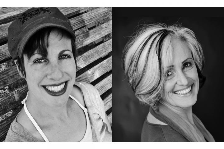 Jeanette Lagall und Katharina Lankers - neuer Vorstand beim Selfpublisher-Verband