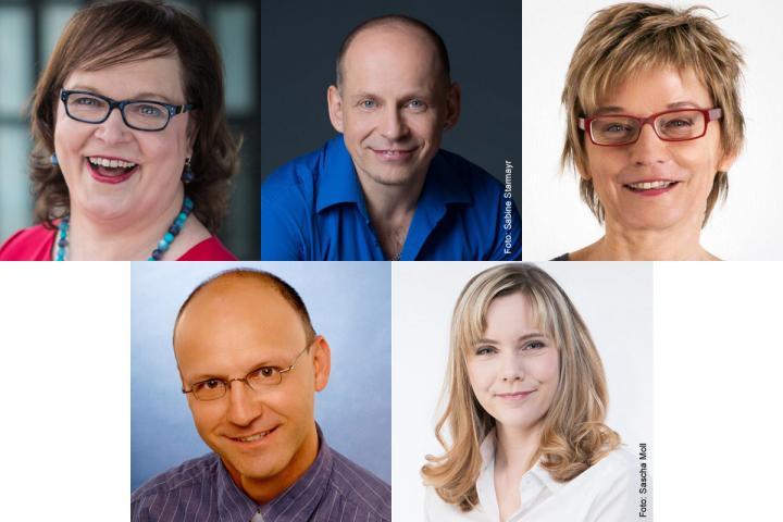 Der neue Vorstand des Selfpublisher-Verbands ab Dezember 2018