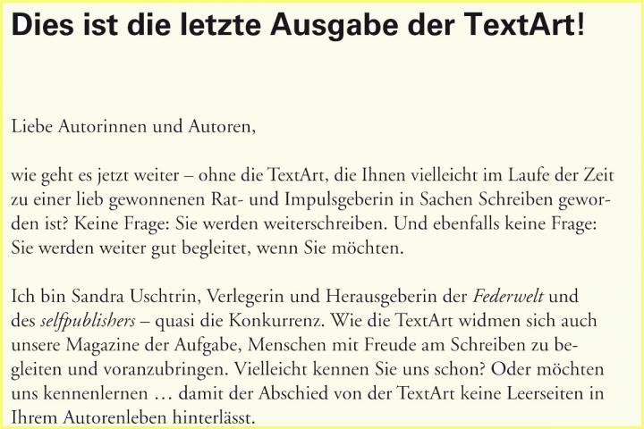TextArt-Beileger