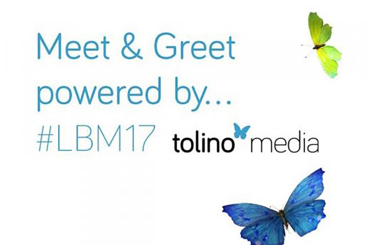 Bild zum Meet und Greet powered by von Tolino während der Leipziger Buchmesse 2017