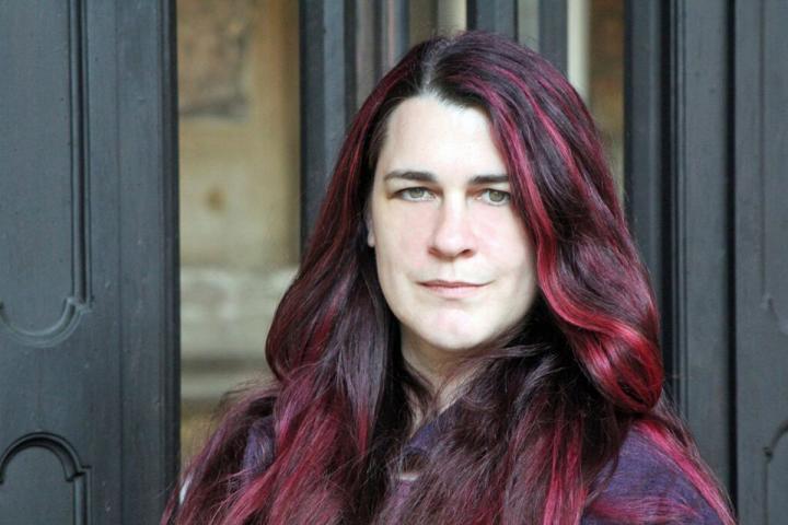 Lena Falkenhagen ist seit dem 16. Februar 2019 die neue Bundesvorsitzende des Verbands deutscher Schriftstellerinnen. Foto: (c) Antje S.