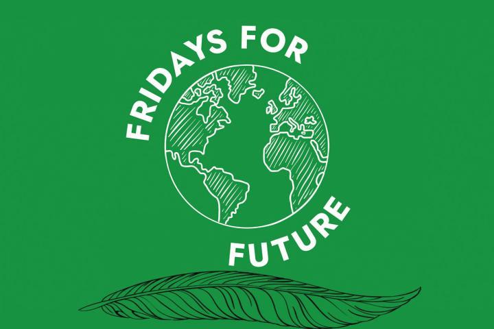 Schriftstellerinnen und Schriftsteller - Writers - unterstützen Fridays vor Future
