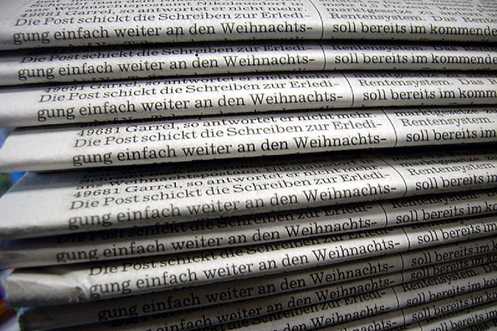Bild zum Thema Pressearbeit