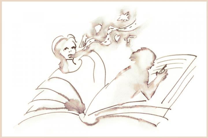 Illustration zum Artikel über das Memoir von der Definition bis zum Geschäftsmodell