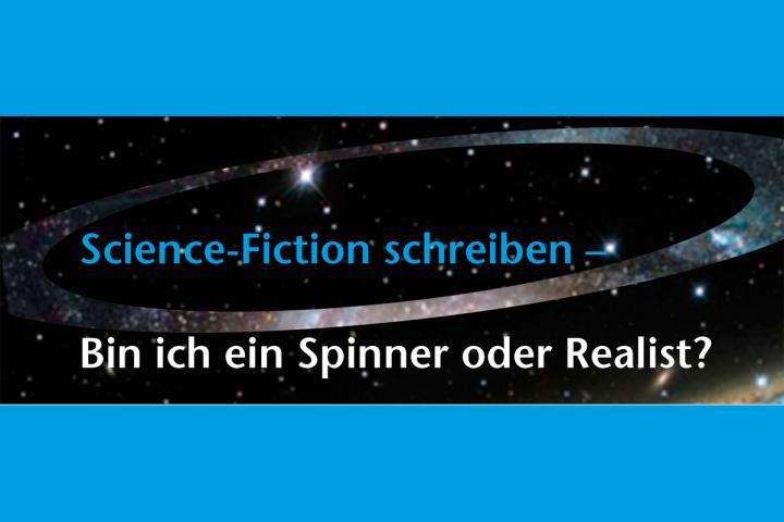 Bild zum Thema Science-Fiction schreiben
