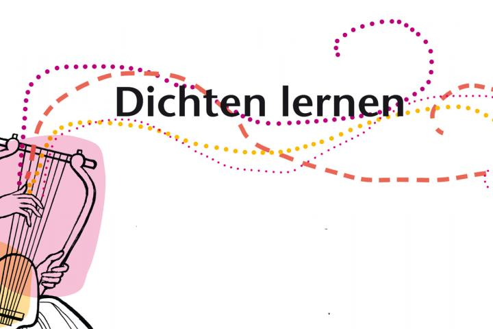 """Illustration zum Artikel """"Dichten lernen"""" von Michaela Didyk"""