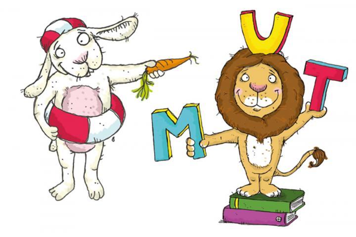 copyright: Illustrationen von Meike Haberstock aus den Büchern »Holly Hosenknopf...« und »Nur Mut, Anton«; Oetinger; 2015