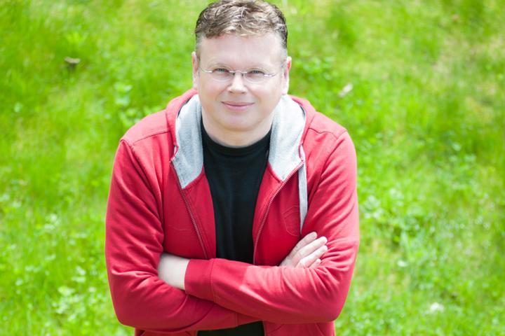 Portrait von Wolfgang Tiischer, Foto von Birgit Cathrin Duval