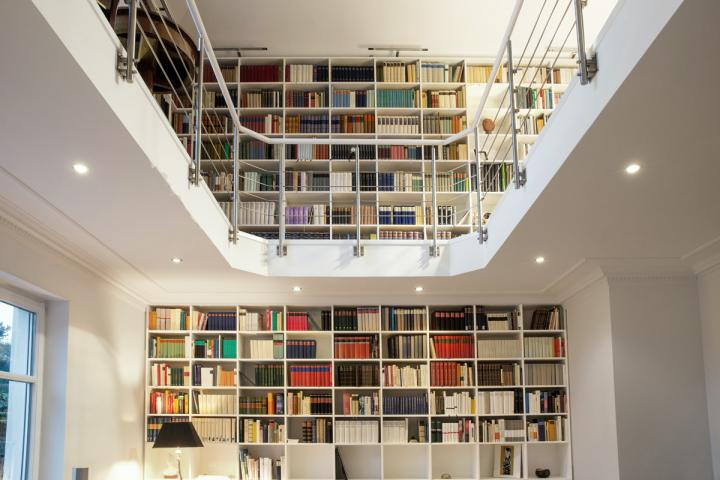 Büchereiansicht