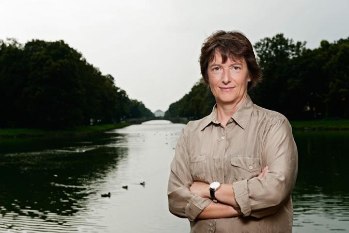Sandra Uschtrin vom Uschtrin Verlag